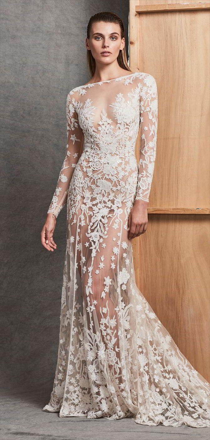 Fall 2018 Wedding Dresses