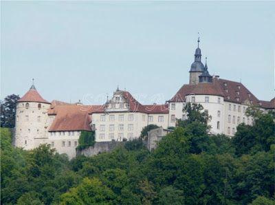"""Langenburg of """"Last Witch of Langenburg"""" fame...."""