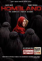 Homeland: The Complete Fourth Season DVD