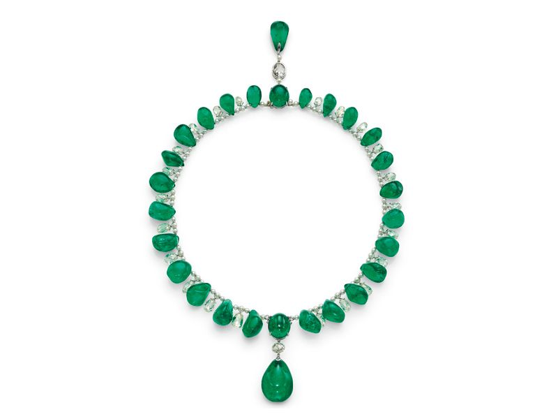 Christie's Auctions Jewels from Princess Gabriela | LUXUO
