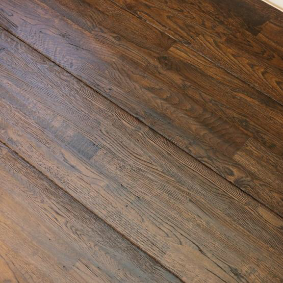 White Oak Bedrock 3 4 X 8 In 2020 Hardwood Floors Types Of