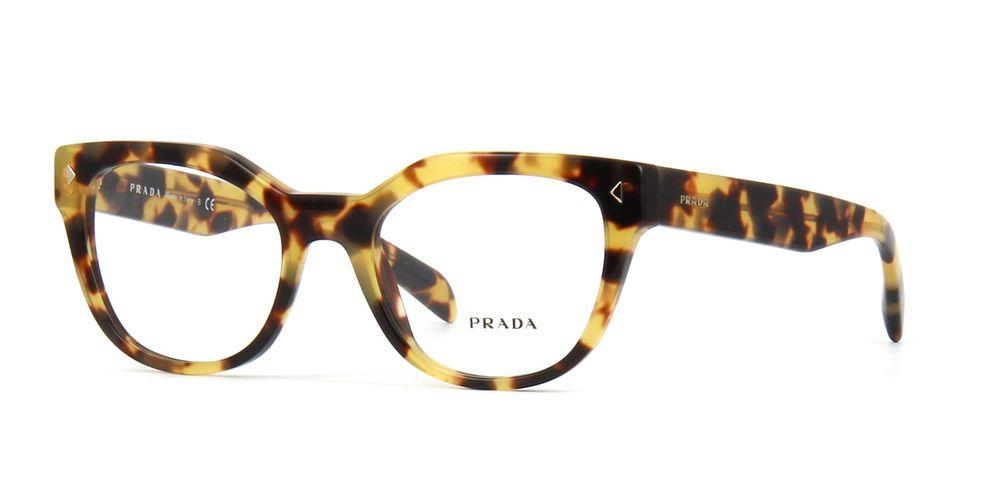 0fc9efba8bd3 New Prada Eyeglasses PR 21SV Col 7S01O1 Size 53 MM