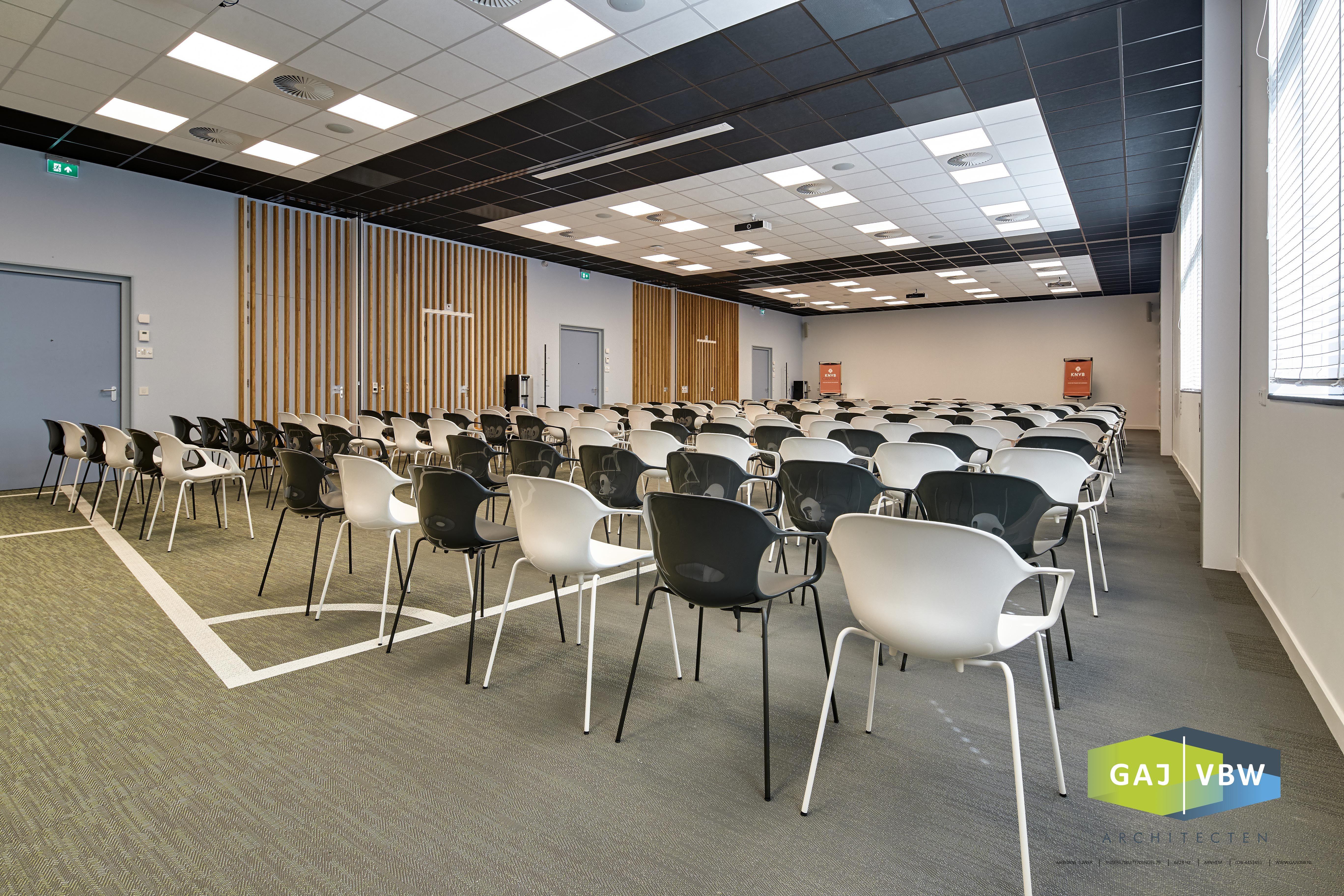 Meeting Rooms Dutch Soccer Association Vergaderzalen Bij De Knvb