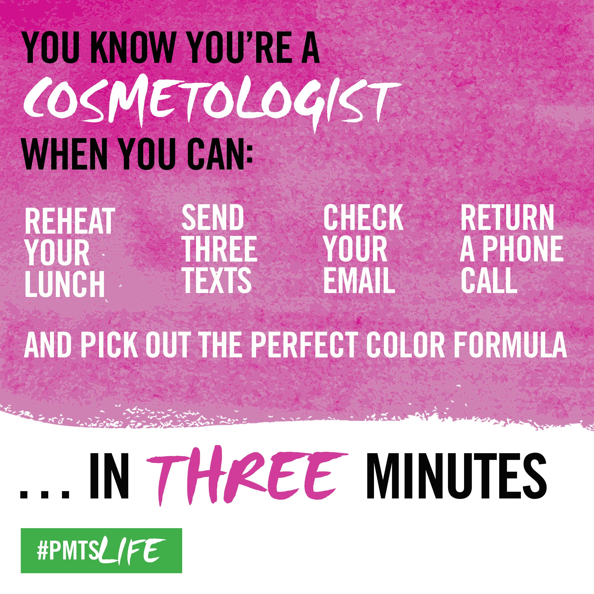 Who else can relate to this? Paul mitchell schools
