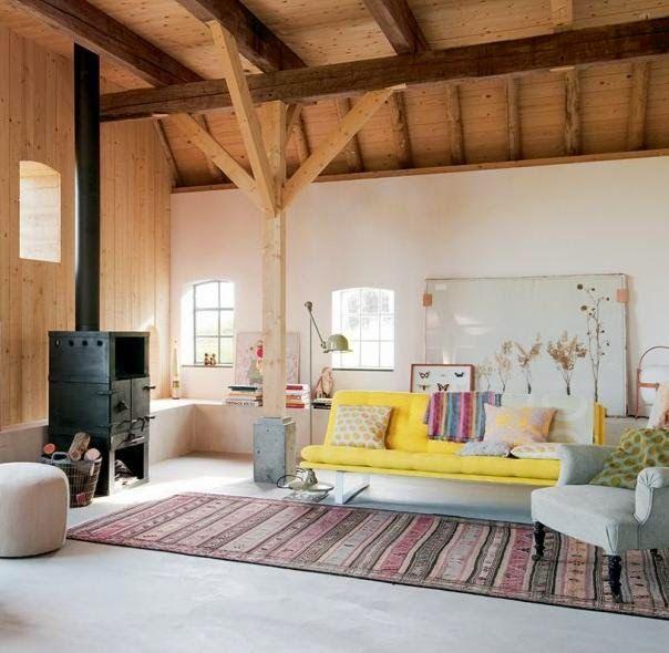 Home Design Ideas Com: Simple Life Via Marieclairemaison