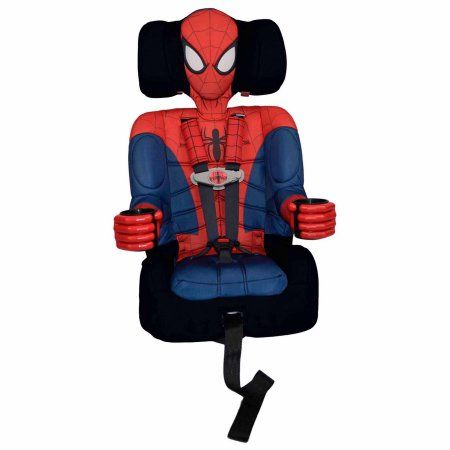 KidsEmbrace Friendship Combination Booster Car Seat Ultimate Spider Man
