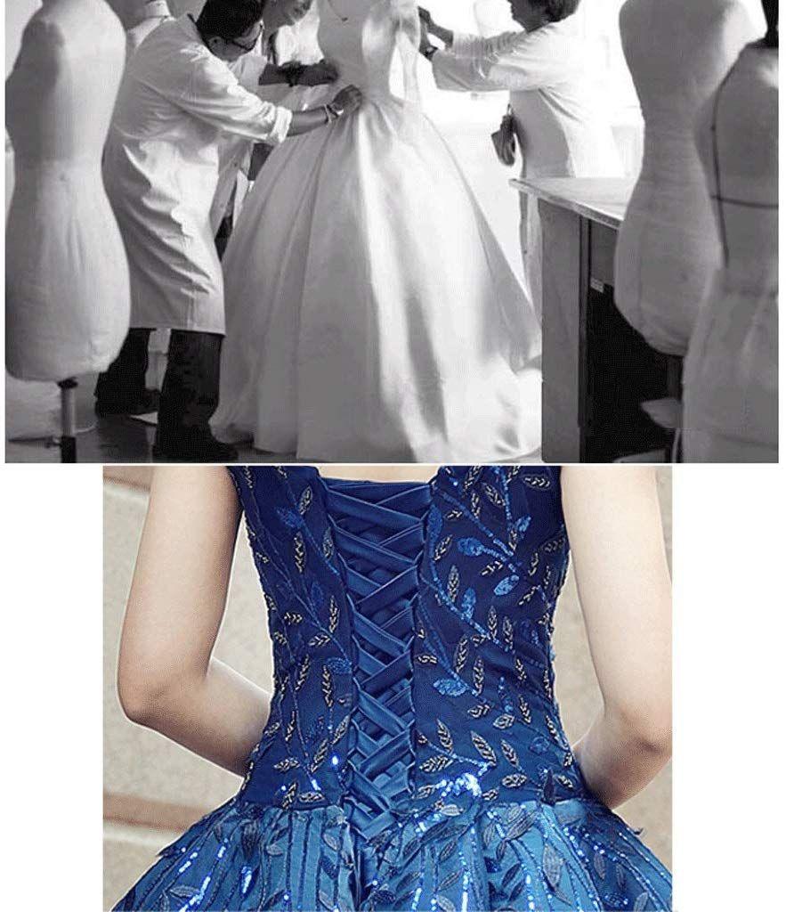 caim-kleider damen hochzeit trägerloses kleid bestickt
