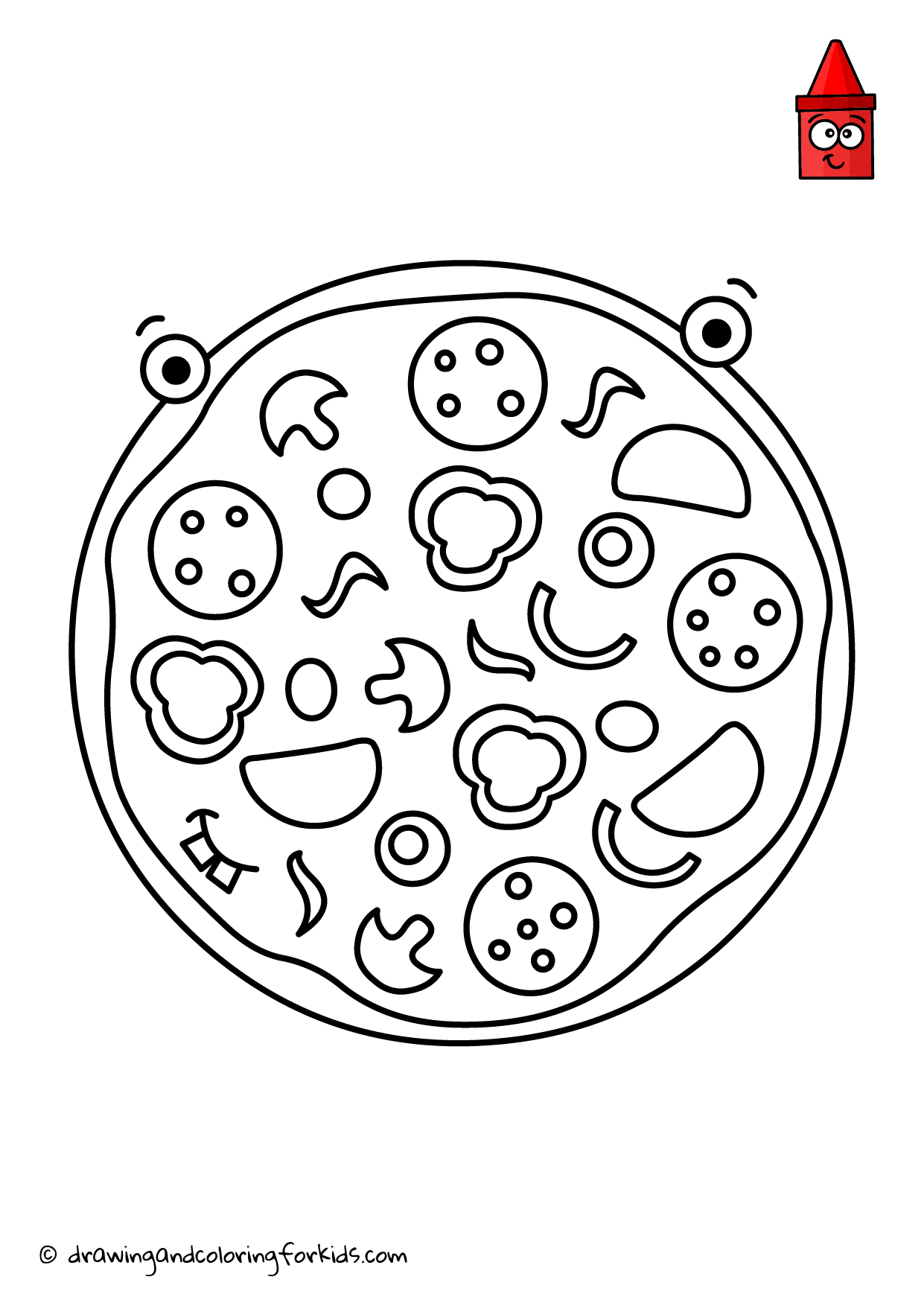 Pin Na Coloring Pages For Kids