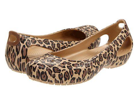 Crocs Kadee Leopard | Crocs kadee