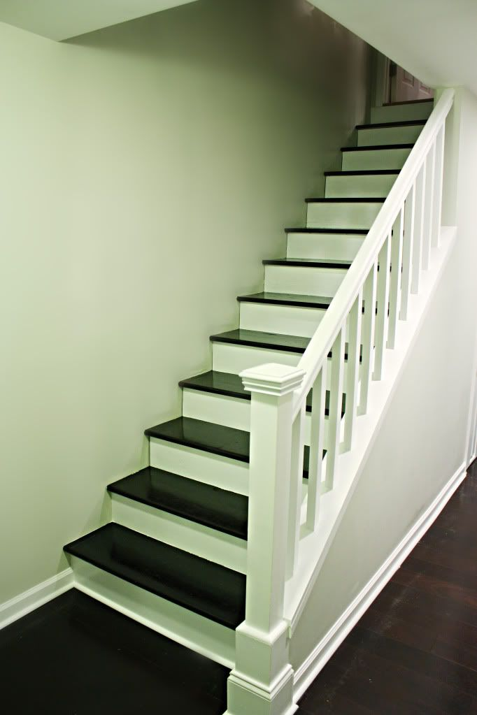 Best House Tour Stair Lighting Wood Stairs And Basements 400 x 300