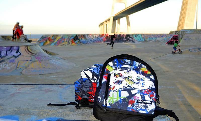Bonnebags #fashion#surf#stationery#streetwear#bags#backpacks#skate