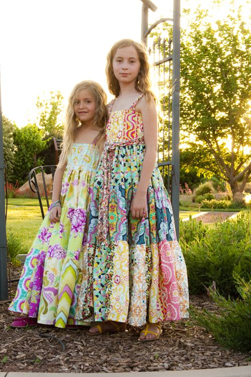 10a6cc718 Chelsea Andersen  Bloomshine Maxi...May s PDF Pattern of the month ...