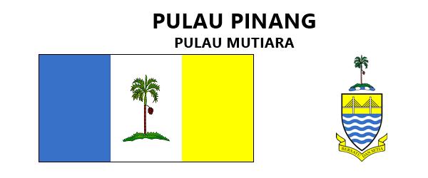 Bendera Dan Jata Negeri Negeri Di Malaysia Hand Painted Decor Welcome Home Signs Malaysia