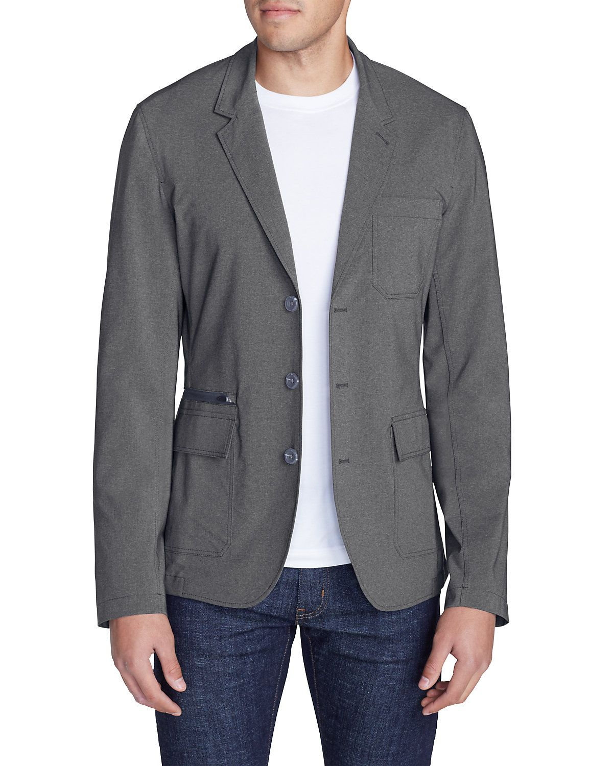 Men's Voyager Ii Travel Blazer | Eddie Bauer