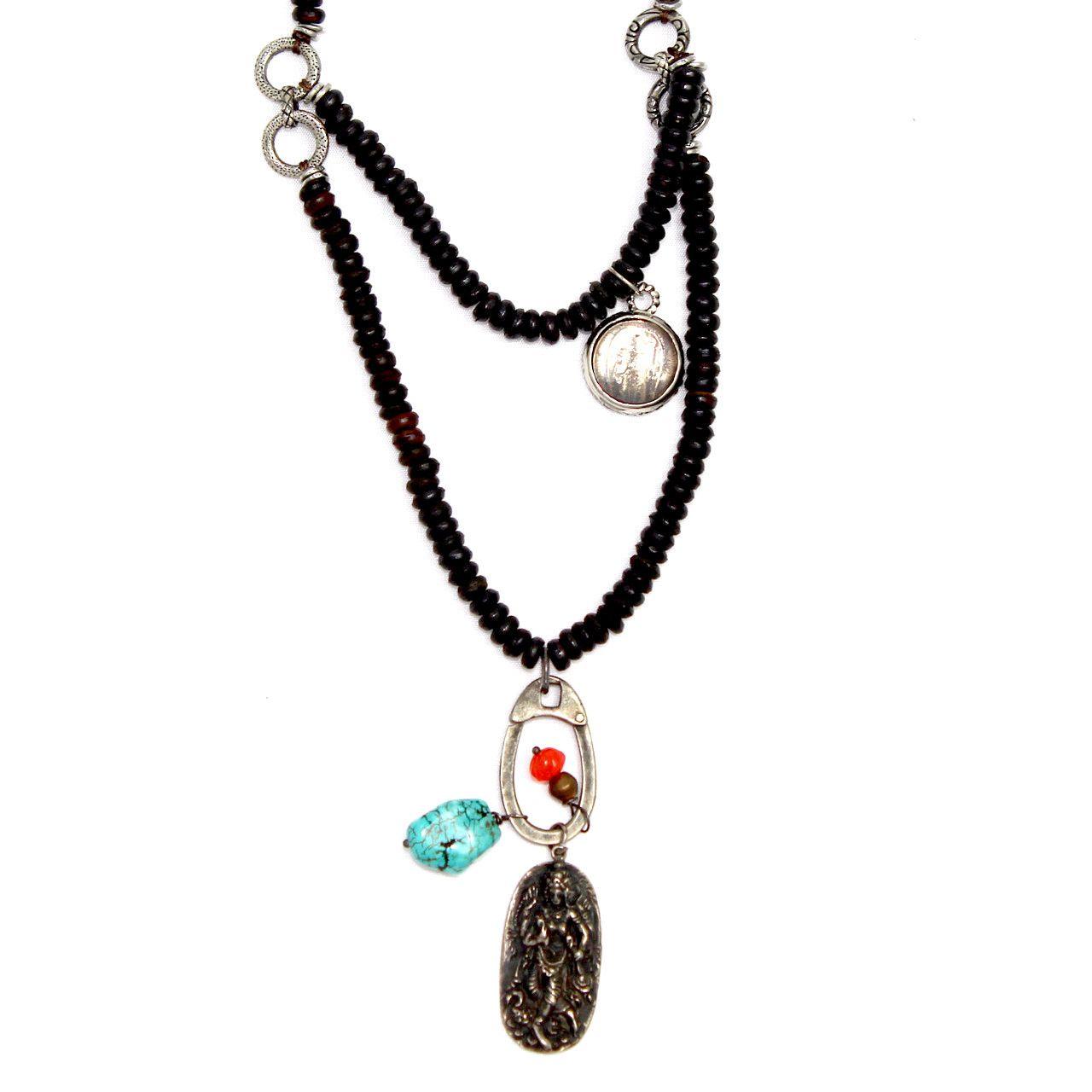 Pigment Necklace