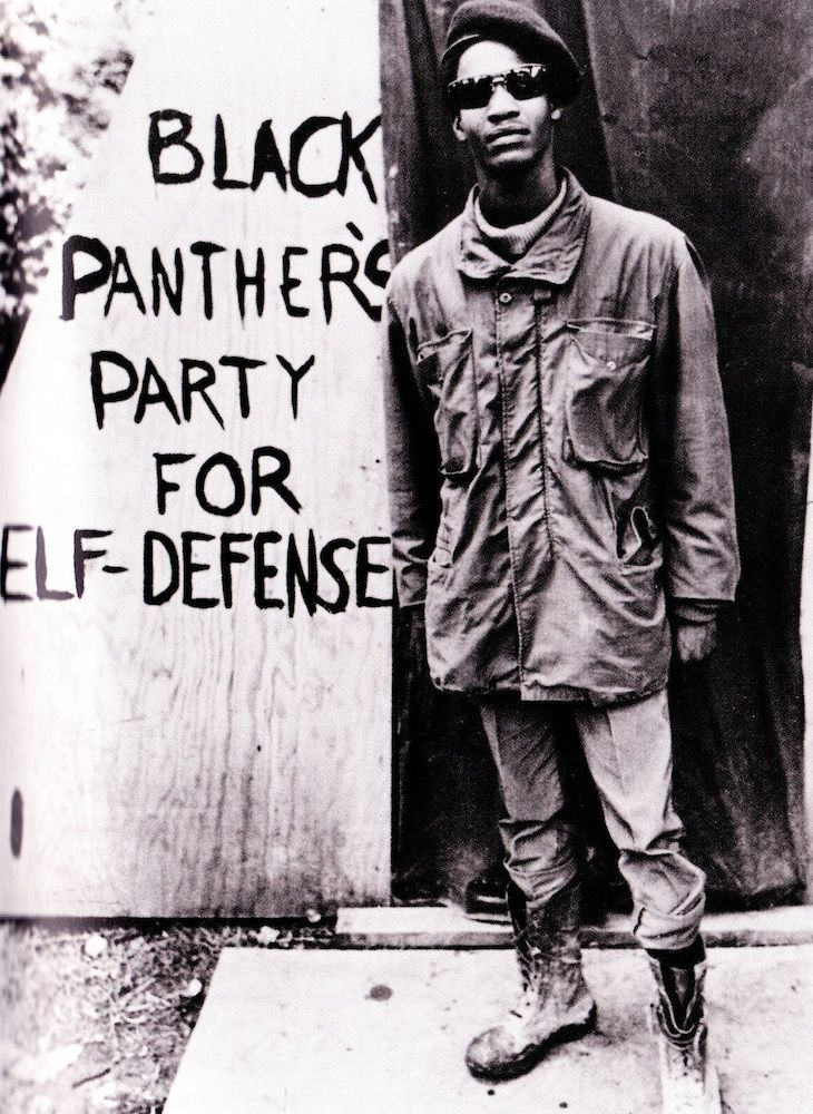 81d9ce3e33776 October 1966- The black panthers are founded by Huey Newton and Bobble  Seale. This militant group was originally founded on the belief that black  liberation ...