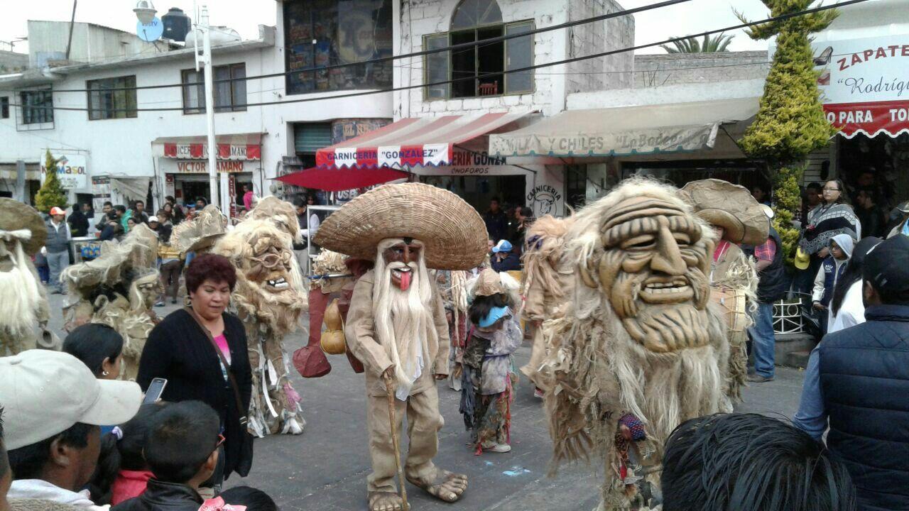 Carnaval Acambay, México