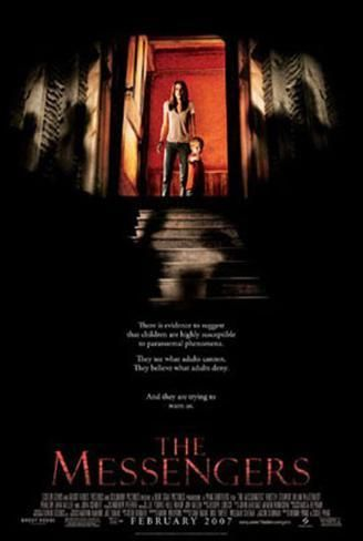 Original Poster: The Messengers, 41x27in.