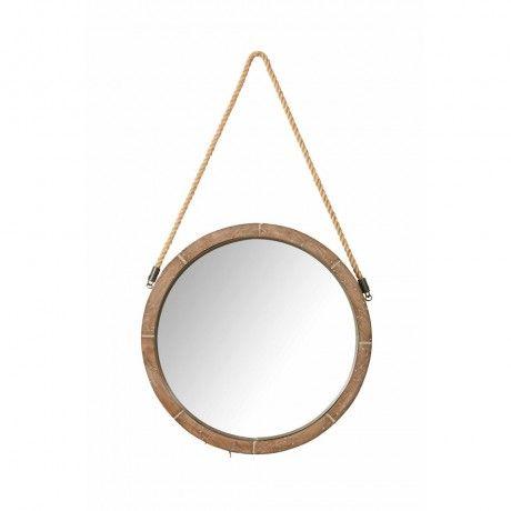 Natural Rope Mirror