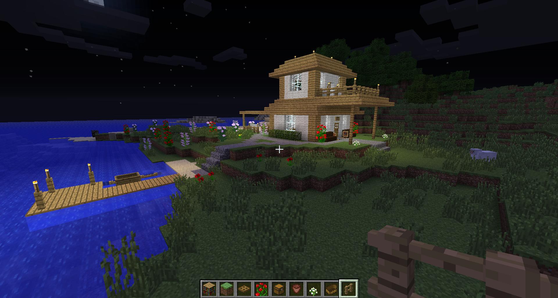 108 170 54 82:38003 : LizC864 Minecraft: My 15th structure