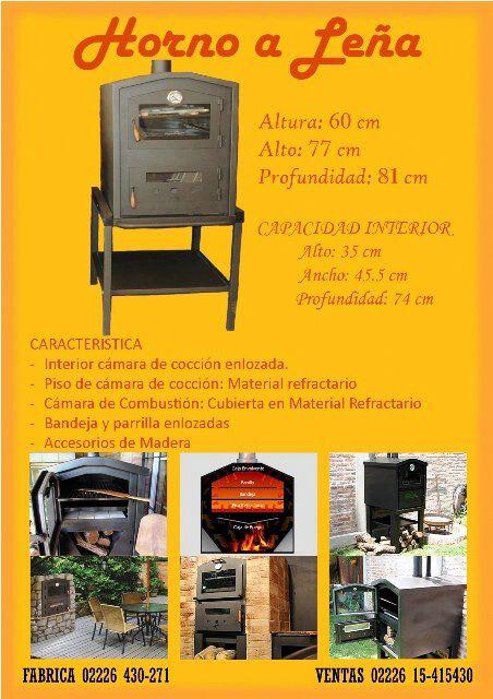 Fabrica De Hornos De Leña Www Casamilagros Com Ar