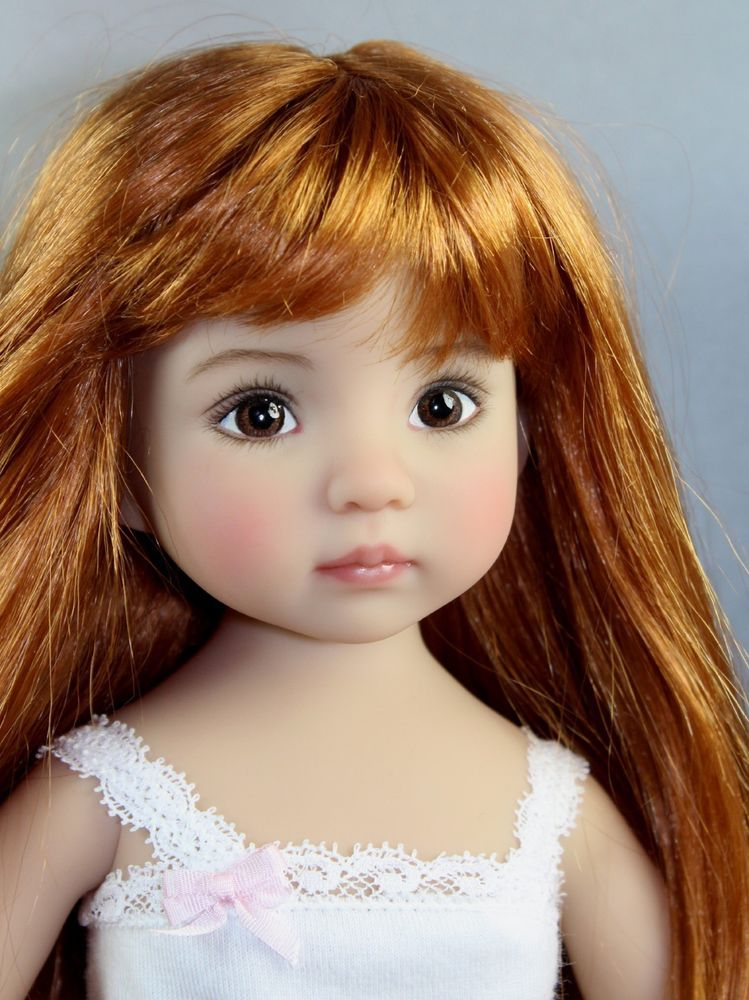 "LITTLE DARLING 13"" doll Dianna Effner #1 Painted by Patricia Green Mint/Box COA #Doll. SOLD BIN for $995.00 on 6/9/15"