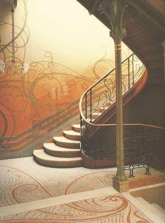 Art Nouveau  Art Nouveau  began in the 1880s as a reaction against the historical emphasis of mid-19th-century art. Art Nouveau is an intern...