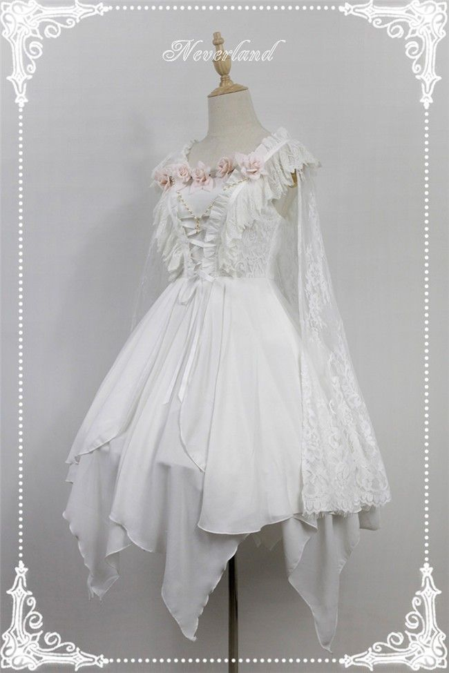 Undead Ballet ~ Gothic Lolita High Waist JSK Dress $89.99 - My ...