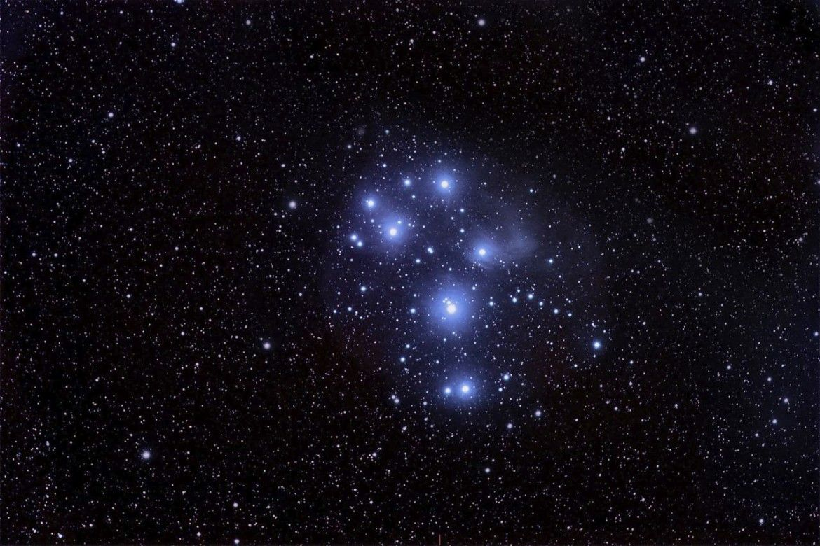 pleiades star cluster hubble - photo #10