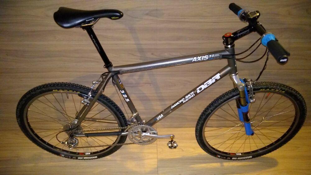 Diamondback Bicycles Option Full Suspension Mountain Bike To