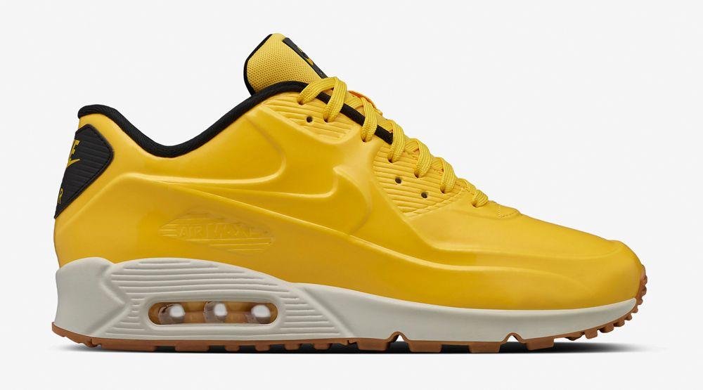 8887733efbdcb inexpensive gold grey womens nike air max 90 vt shoes 62f3b 7d46d