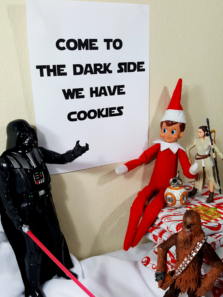 Great Totally Free Elf On The Shelf Star Wars Style  Concepts   Star Wars Elf On The Shelf  #Concepts #Elf #Free #great #Shelf #Star #Style #Totally #Wars #elfontheshelfideas