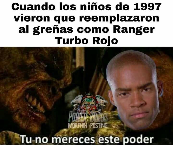 Pin De Merlin En Memes Ranger Ninos