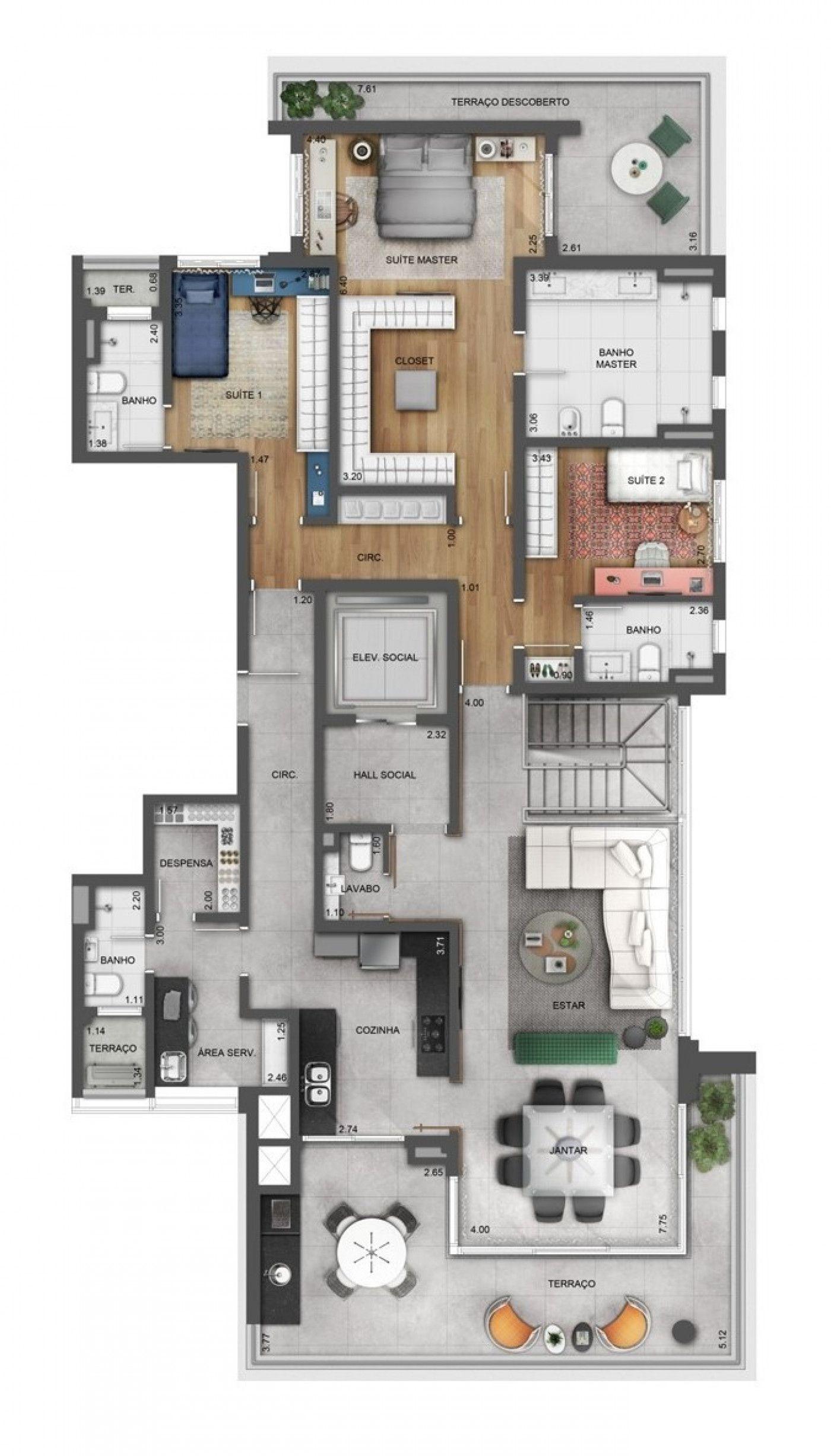 Apartamento A Venda Jardim Paulista Setin Incorporadora