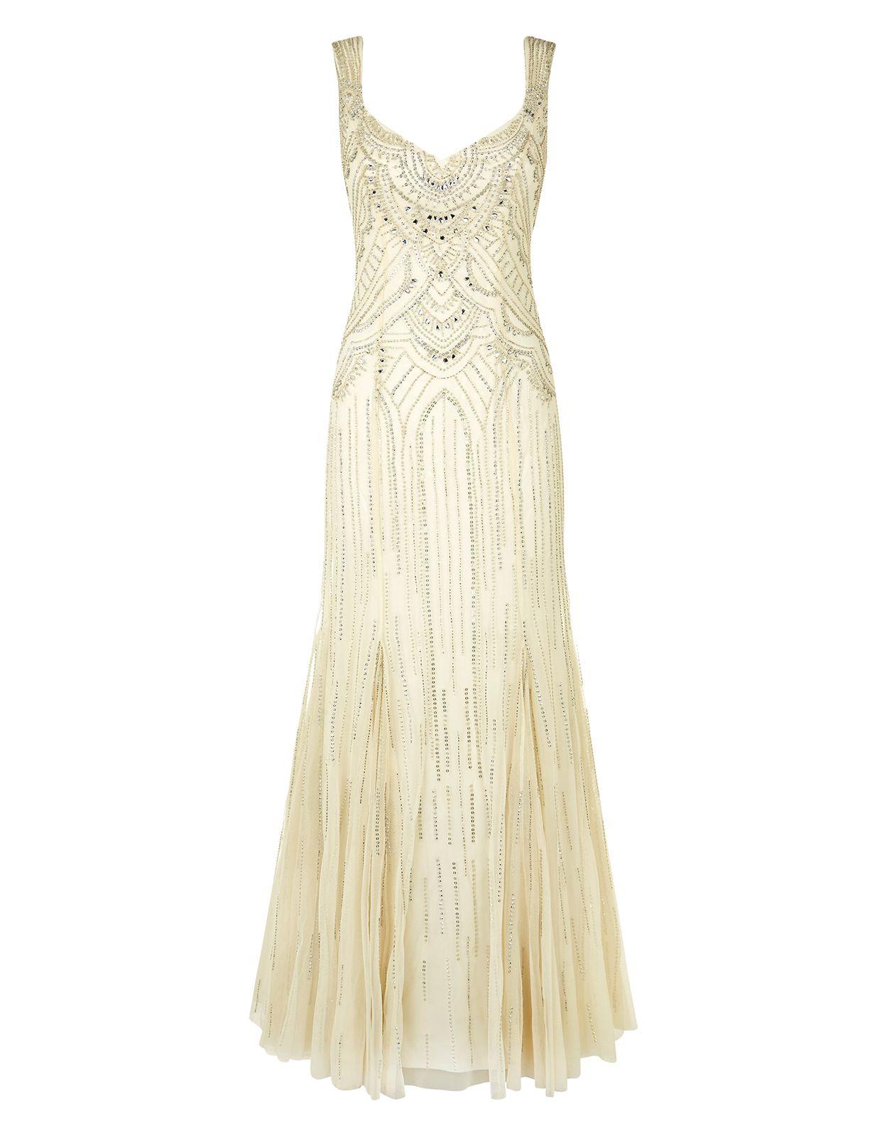 Sophia Bridal Dress Ivory Monsoon