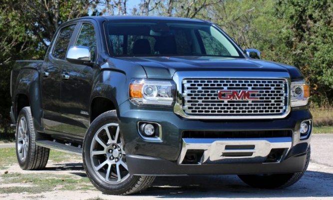 2020 Gmc Canyon At4 Release Date Review And Specs