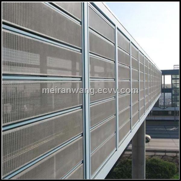 Facade Aluminum Mesh Wmr005 China Aluminium Facade Mesh