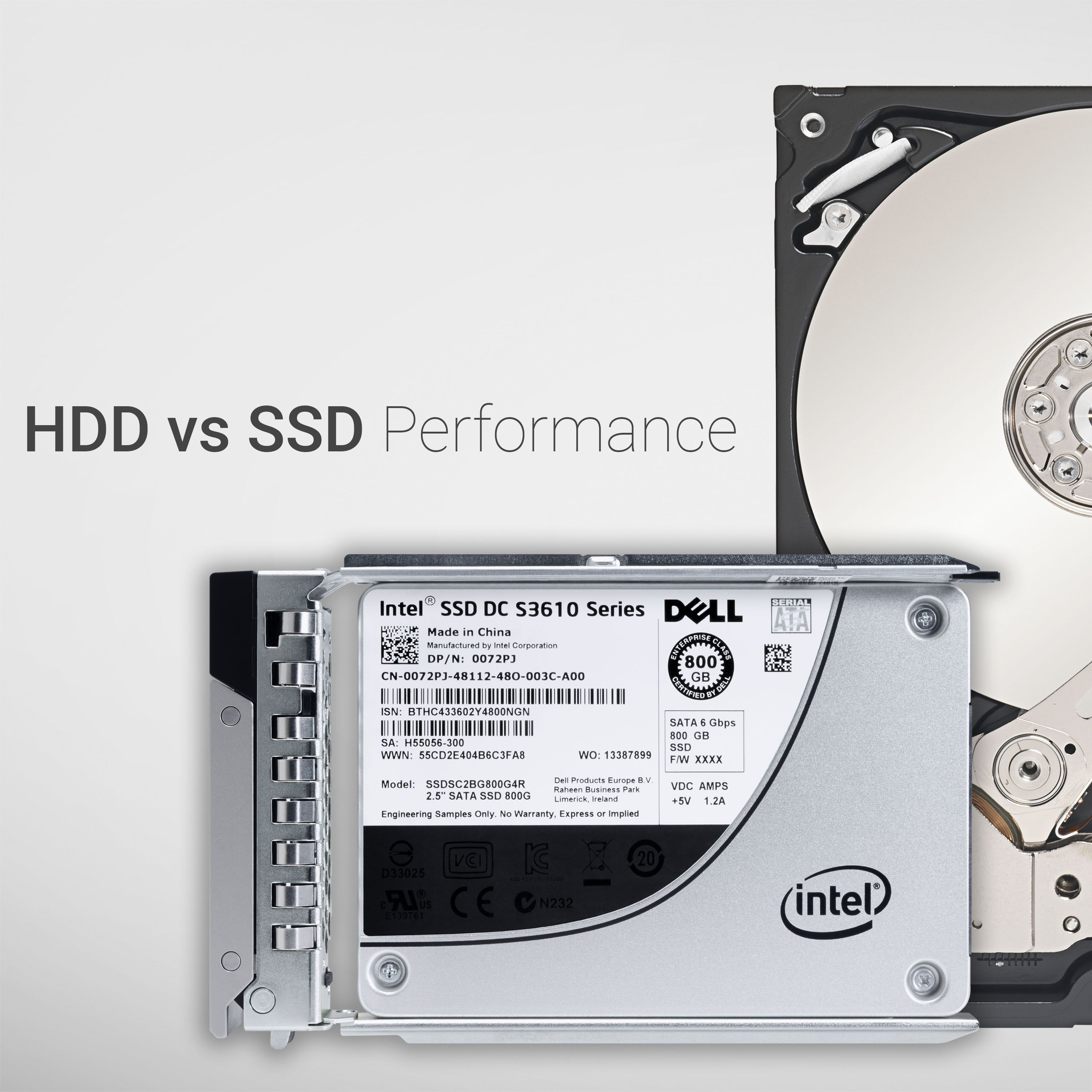 A Hard Drive Hdd Or A Solid State Drive Ssd What Is Better For You In Your Next Pc Our Techs Explain The Performance Differences Bet Hard Disk Ssd Hdd