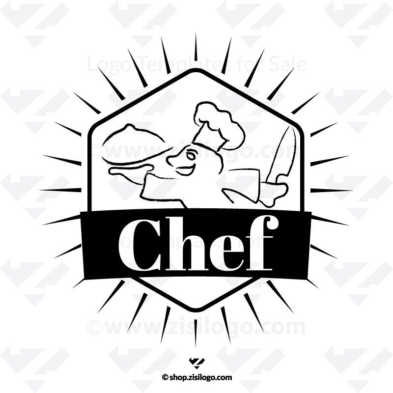 Chef Logo Templates Logo Store - Logo Stock Buy High quality logo