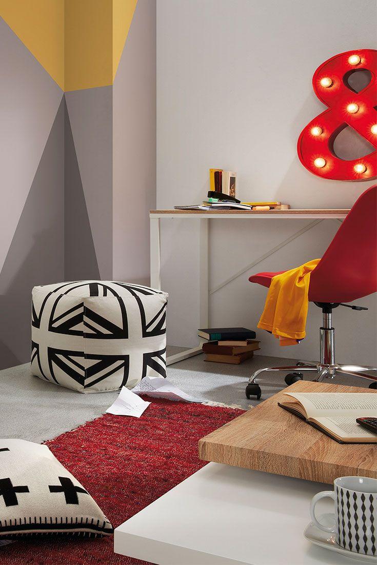 Installezvous un beau petit coin bureau au sein de votre salon