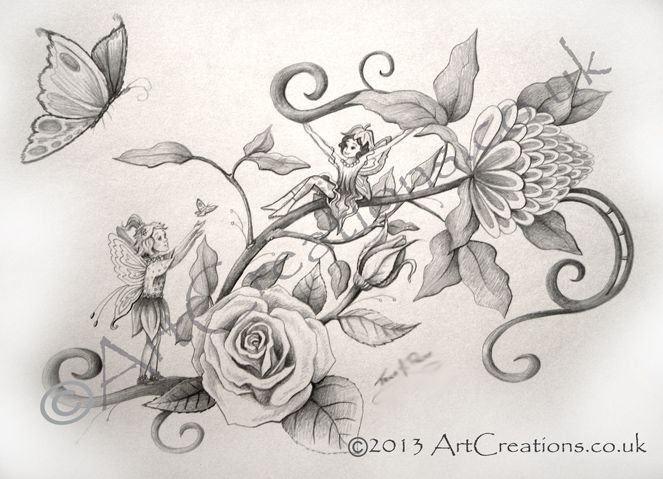 Pretty drawings of fairies a4 fairie drawing 2 painting adult pretty drawings of fairies a4 fairie drawing 2 painting mightylinksfo