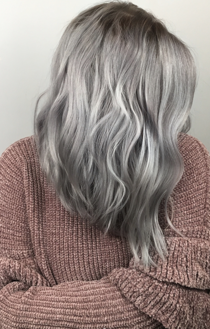 ways you know this iconic hair dye is for you silver hair dye