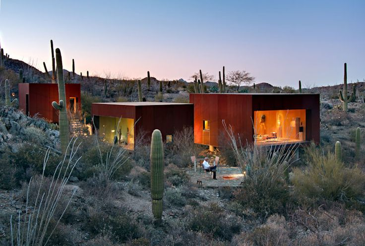 Desert Nomad House in Arizona von Rick Joy Architects  Favorite Places  Spaces