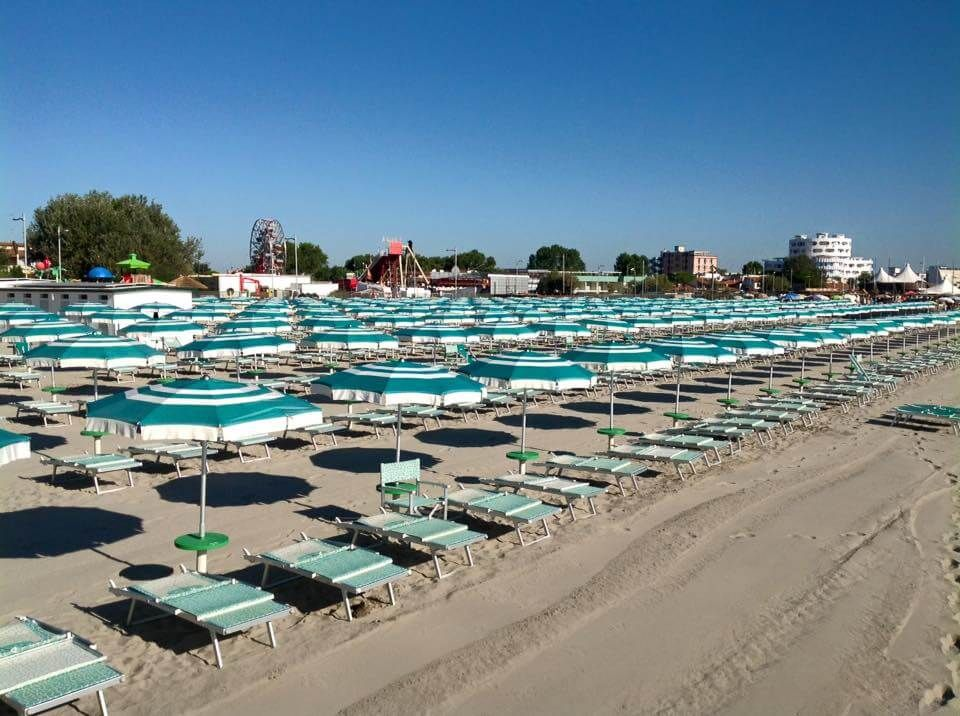Stabilimento Balneare Bagno Mexico Stabilimento Balneare Beach