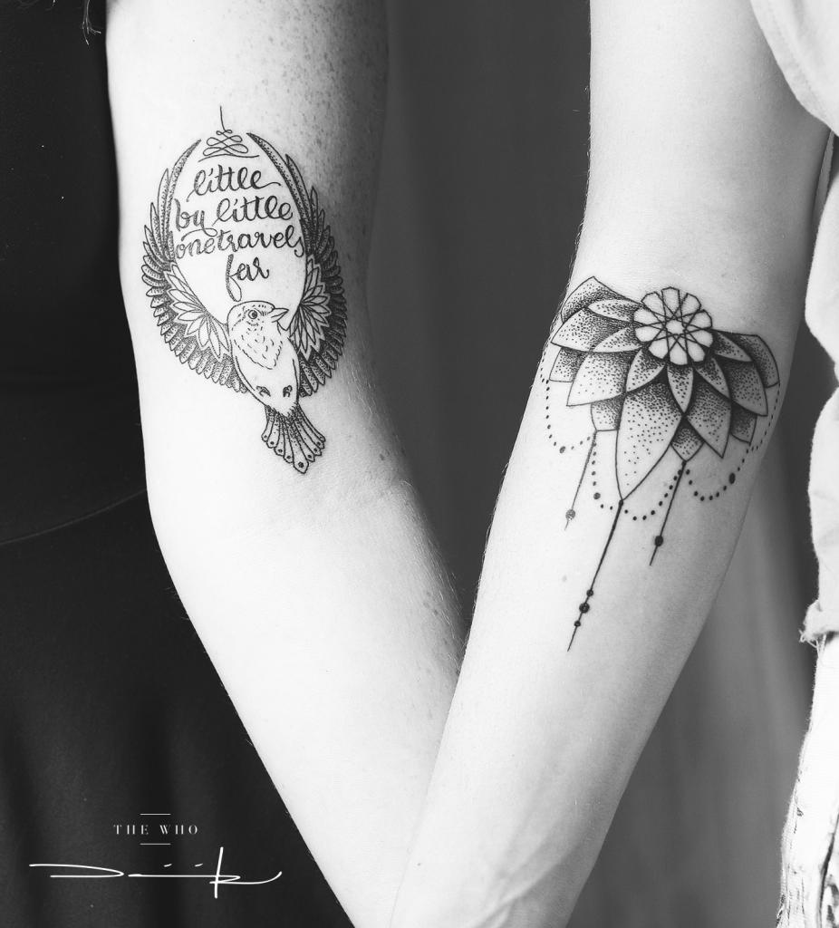 Tattoartist dominik thewho tätowierungen pinterest tattoo