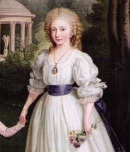 Madame Royale Daughter Of Louis Xvi And Marie Antoinette