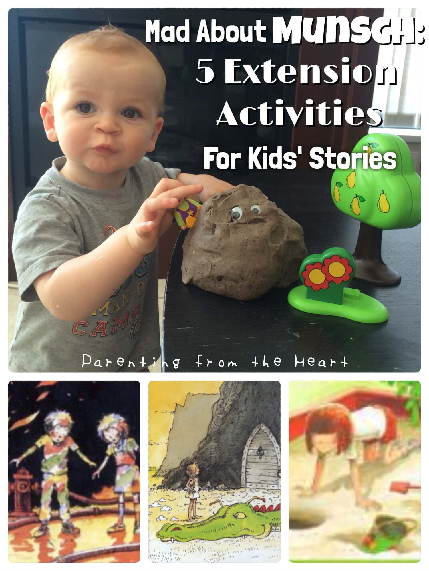 Mad About Munsch 5 Extension Activities For Kids Stories