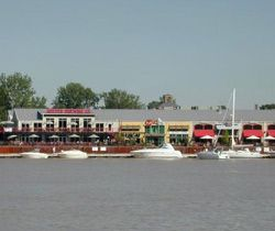 The Docks Downtown Toledo Ohio Offers A Waterfront Array Of Fine Cuisine