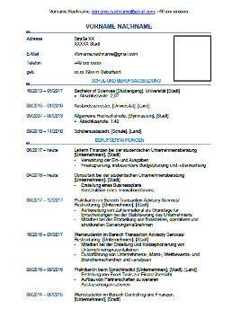Lebenslauf Downloaden Deutsch U0026 Englisch Efellowsnet Resume