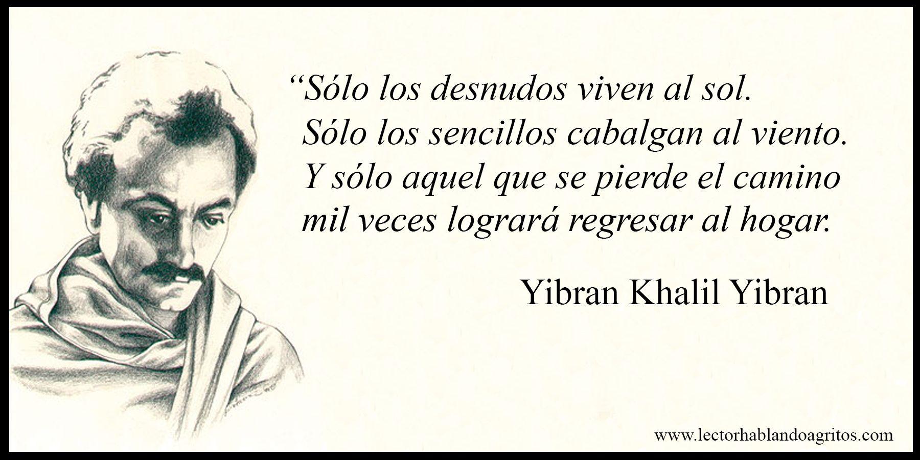Khalil Gibrán Frases De Amor Frases Y Frases De Khalil